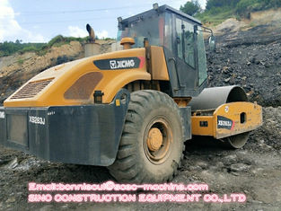 Single Drum Construction Road Roller XS263J 115KW Vibratory Soil Roller