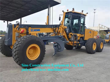 GR2003 Road Maintainer Grader For Road Construction Slope Scraping Earth Moving