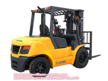 Hydraulic Diesel Forklift Truck  FD60 6 Ton Lifting Height 200mm - 3000mm
